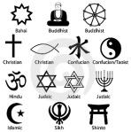 Symboles religions