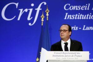 Hollande en lutte contre tous les communautarismes...ou presque!