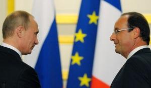 Ce connard d'Hollande veut nous mener en guerre contre la Russie?
