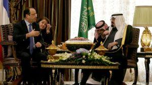 Accord total entre la France et l'Arabie saoudite! Pourquoi?