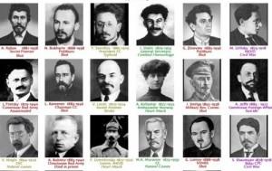 Les auteurs des crimes contre l'humanité sont juifs